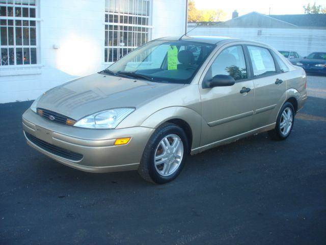 2001 Ford Focus for sale at JPH Auto Sales in Eastlake OH