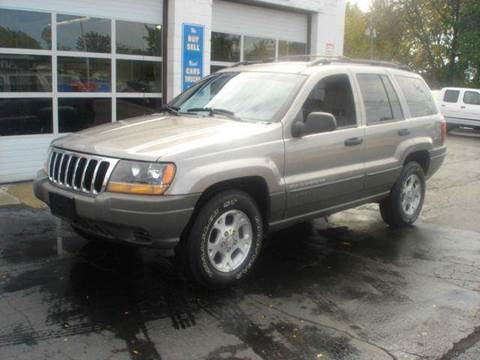 1999 Jeep Grand Cherokee for sale at JPH Auto Sales in Eastlake OH