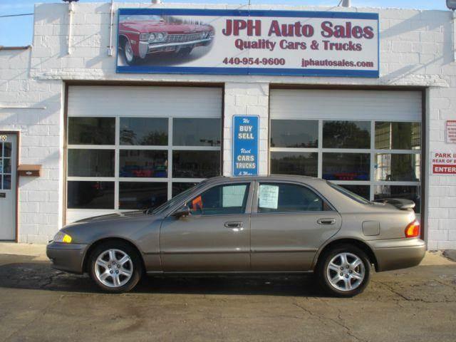2002 Mazda 626 LX   Eastlake OH