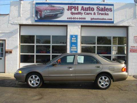 2002 Mazda 626 for sale at JPH Auto Sales in Eastlake OH