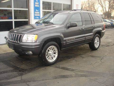 2002 Jeep Grand Cherokee for sale at JPH Auto Sales in Eastlake OH