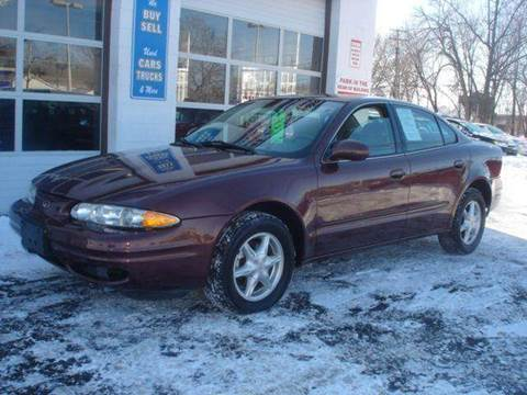 1999 Oldsmobile Alero for sale at JPH Auto Sales in Eastlake OH