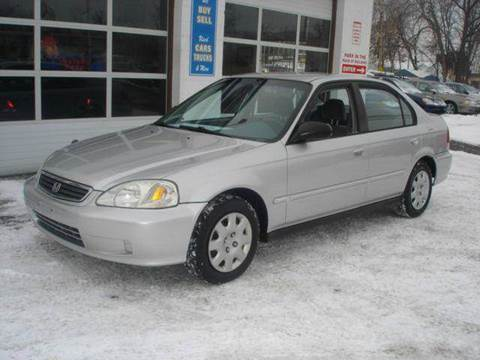 1999 Honda Civic for sale at JPH Auto Sales in Eastlake OH