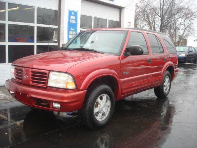 2000 Oldsmobile Bravada for sale at JPH Auto Sales in Eastlake OH
