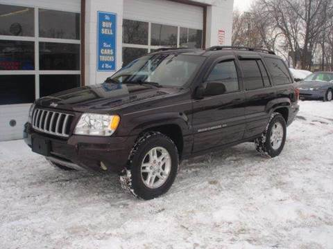 2004 Jeep Grand Cherokee for sale at JPH Auto Sales in Eastlake OH