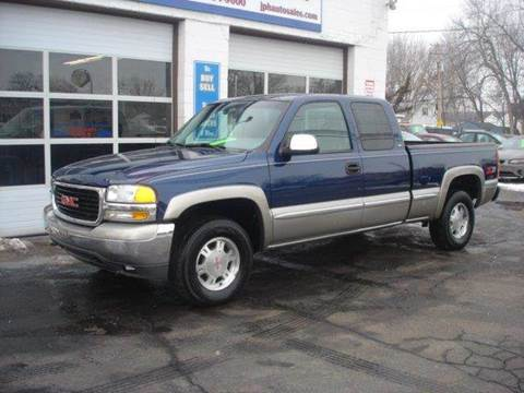 2000 GMC Sierra 1500 for sale at JPH Auto Sales in Eastlake OH