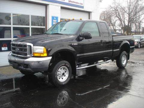 2001 Ford F-350 Super Duty for sale at JPH Auto Sales in Eastlake OH
