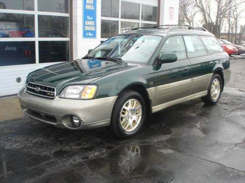 2001 Subaru Outback for sale at JPH Auto Sales in Eastlake OH