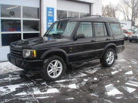 2003 Land Rover Discovery for sale at JPH Auto Sales in Eastlake OH