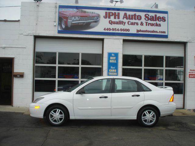 2003 Ford Focus for sale at JPH Auto Sales in Eastlake OH