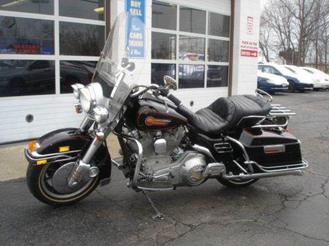 1993 Harley-Davidson Electra Glide for sale at JPH Auto Sales in Eastlake OH