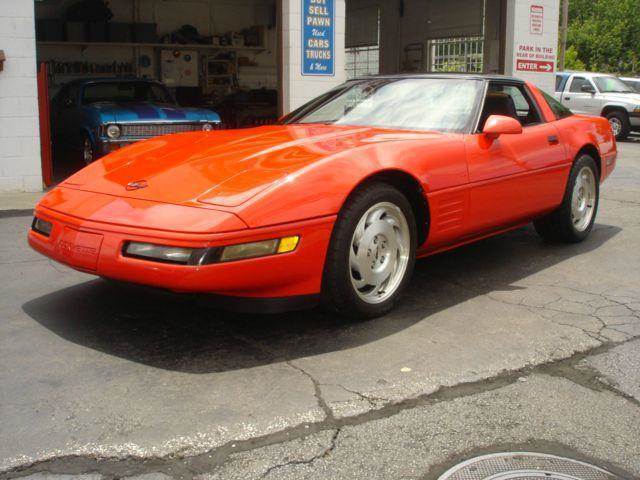 1994 Chevrolet Corvette for sale at JPH Auto Sales in Eastlake OH