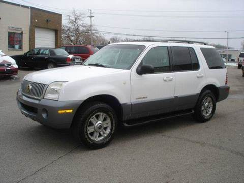 2002 Mercury Mountaineer for sale at JPH Auto Sales in Eastlake OH