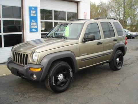 2004 Jeep Liberty for sale at JPH Auto Sales in Eastlake OH