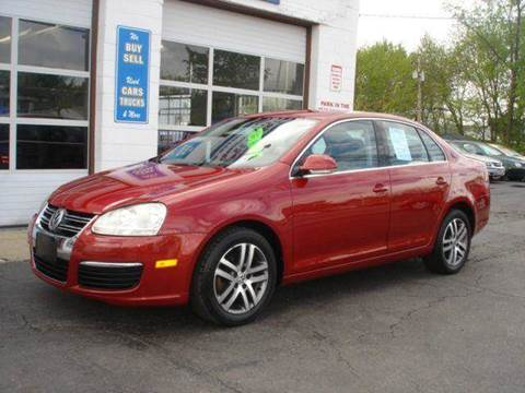 2006 Volkswagen Jetta for sale at JPH Auto Sales in Eastlake OH