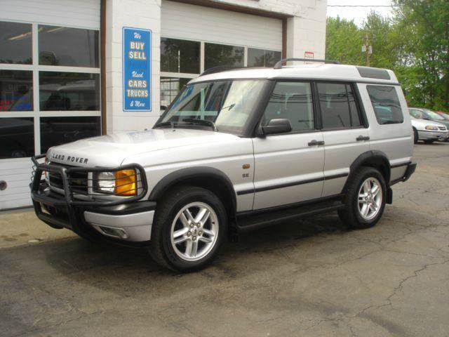 2002 Land Rover Discovery Series II for sale at JPH Auto Sales in Eastlake OH