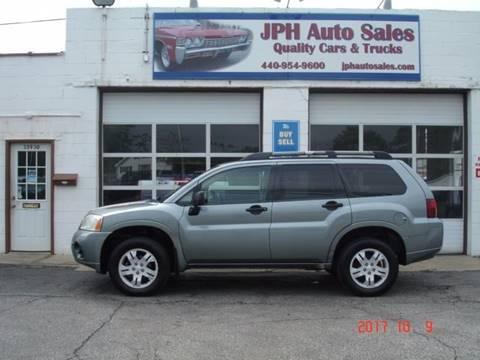 2007 Mitsubishi Endeavor for sale in Eastlake, OH