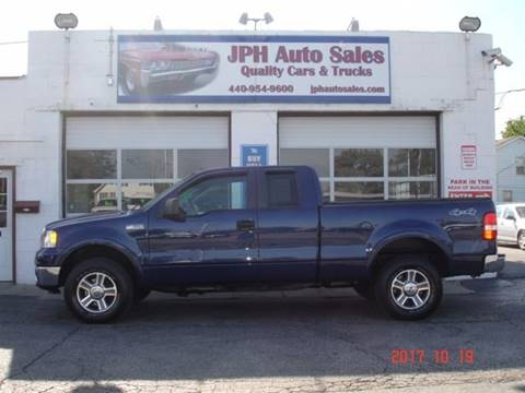 2007 Ford F-150 for sale in Eastlake, OH