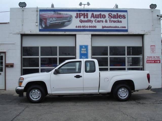 2007 gmc canyon wt 4dr extended cab sb in eastlake oh jph auto sales 2007 gmc canyon wt 4dr extended cab sb eastlake oh publicscrutiny Image collections
