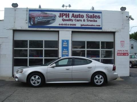 2006 Pontiac Grand Prix for sale in Eastlake, OH
