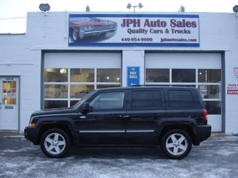Patriot Auto Sales Lawton Ok >> 2010 Jeep Patriot For Sale In Lawton Ok Carsforsale Com
