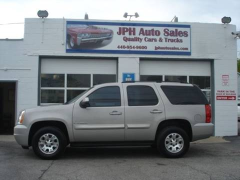 2008 GMC Yukon for sale in Eastlake, OH