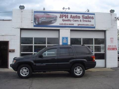 2003 Jeep Grand Cherokee for sale in Eastlake, OH