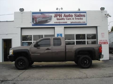 2008 Chevrolet Silverado 1500 for sale in Eastlake, OH