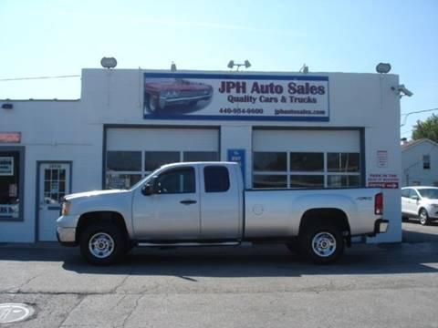 2010 GMC Sierra 2500HD for sale in Eastlake, OH