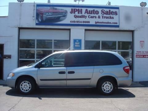 2005 Dodge Grand Caravan for sale in Eastlake, OH