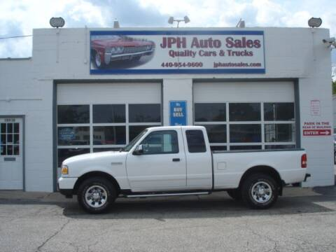 2009 Ford Ranger for sale at JPH Auto Sales in Eastlake OH