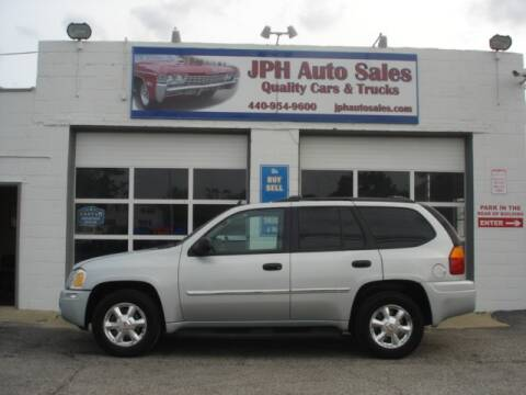 2007 GMC Envoy for sale at JPH Auto Sales in Eastlake OH
