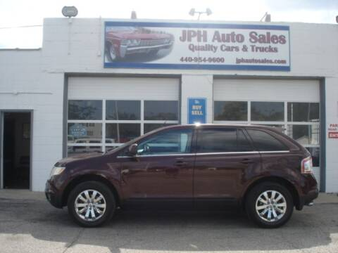 2010 Ford Edge for sale at JPH Auto Sales in Eastlake OH