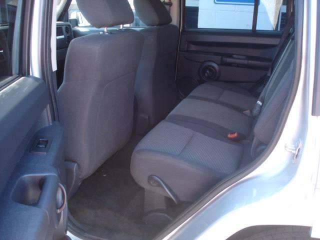 2008 Jeep Commander 4x4 Sport 4dr SUV - Eastlake OH