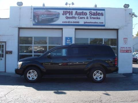 2005 Dodge Durango for sale in Eastlake, OH
