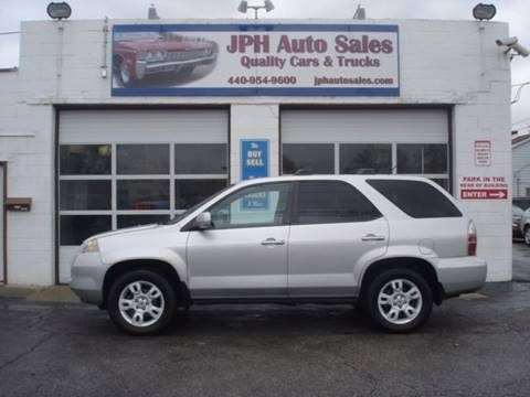 2004 Acura MDX for sale in Eastlake, OH