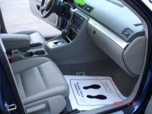 2007 Audi A4 AWD 2.0T quattro 4dr Sedan (2L I4 6A) - Eastlake OH