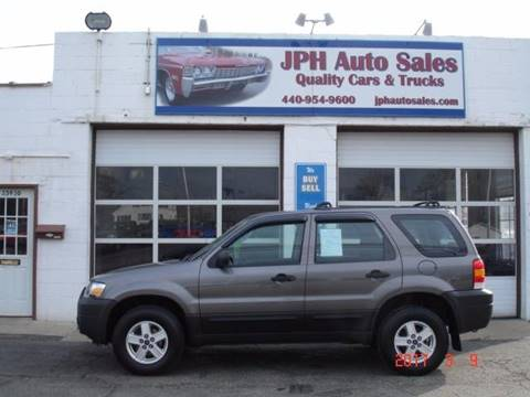 2006 Ford Escape for sale in Eastlake, OH