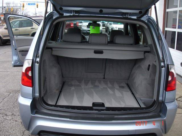 2006 BMW X3 AWD 3.0i 4dr SUV - Eastlake OH