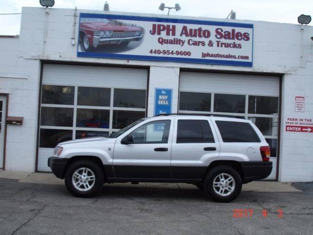 2004 Jeep Grand Cherokee 4dr Laredo 4WD SUV - Eastlake OH
