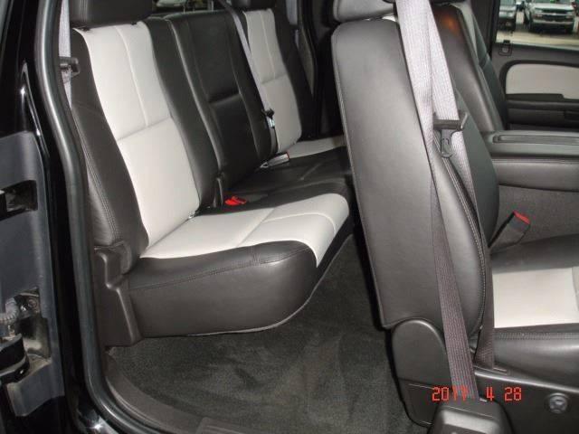 2008 GMC Sierra 1500 4WD SLT 4dr Extended Cab 6.5 ft. SB - Eastlake OH
