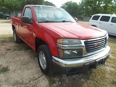 2006 GMC Canyon for sale in Bandera, TX
