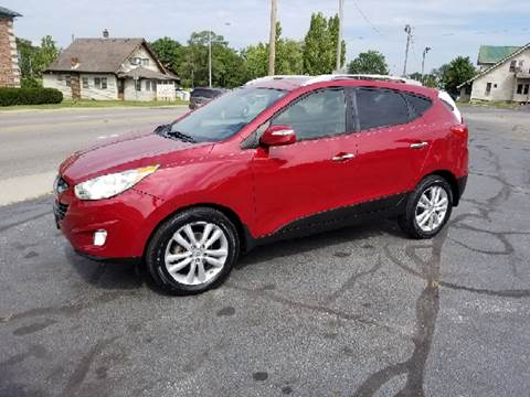 2011 Hyundai Tucson for sale in Bloomington, IN