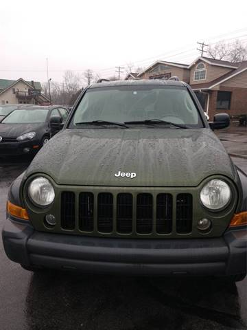 2007 Jeep Liberty for sale in Bloomington, IN