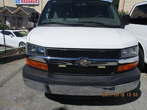 2014 Chevrolet Express Passenger for sale in Chamblee, GA