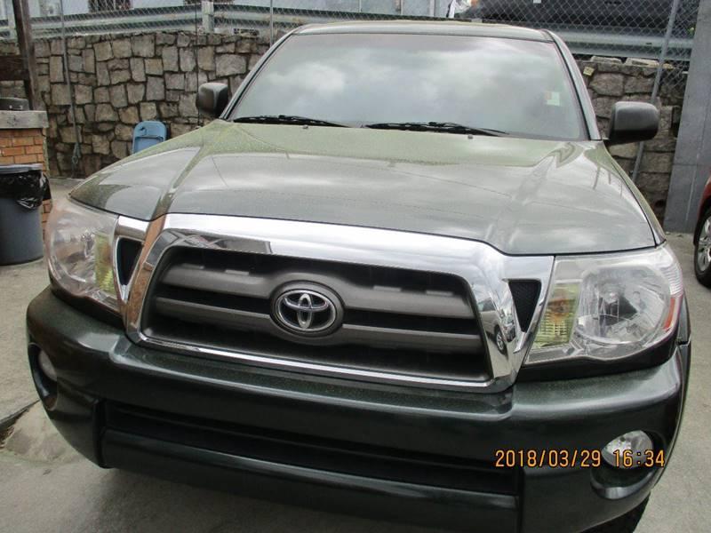 Toyota Tacoma 2010 V6 4x4 4dr Double Cab 5.0 ft SB 5A
