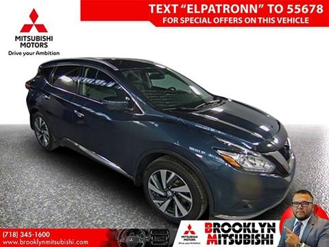 2016 Nissan Murano for sale in Brooklyn, NY