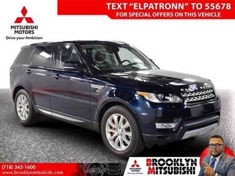2015 Land Rover Range Rover Sport for sale in Brooklyn, NY