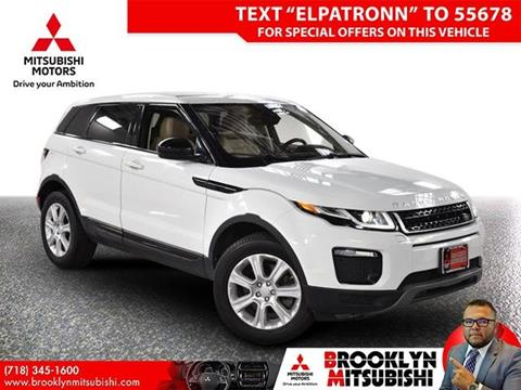 2016 Land Rover Range Rover Evoque for sale in Brooklyn, NY