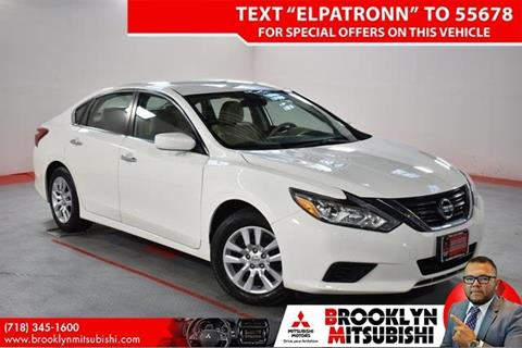 2017 Nissan Altima for sale in Brooklyn, NY